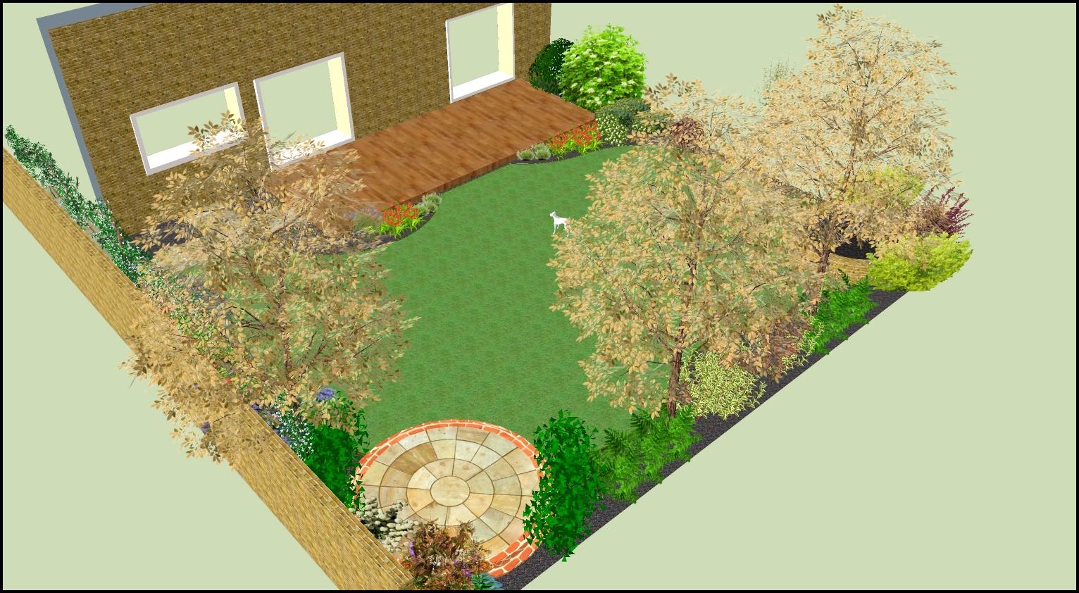 using 3d design software to create garden designs | gardner's